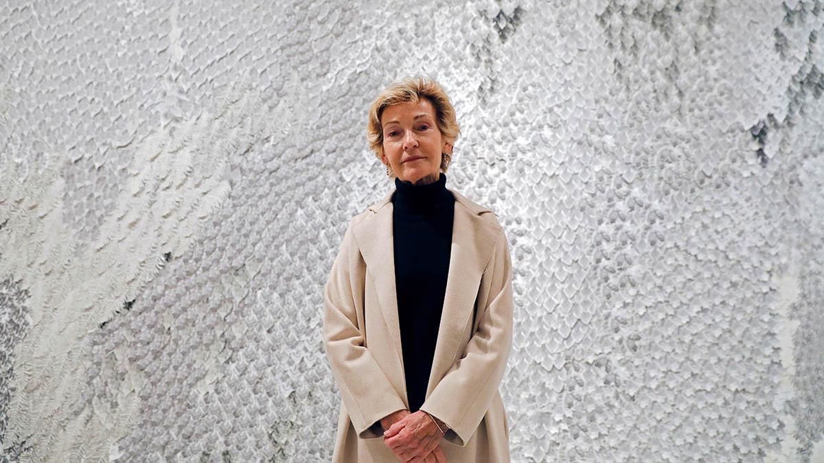 Soledad Sevilla.