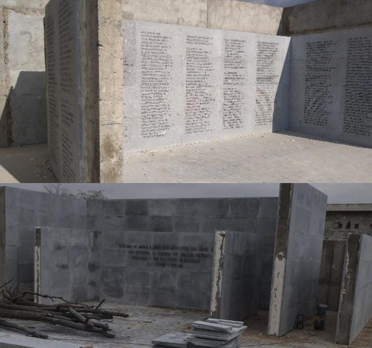 Almeida gana la batalla a un asesor de Moncloa por retirar a los chequistas del memorial de la Almudena