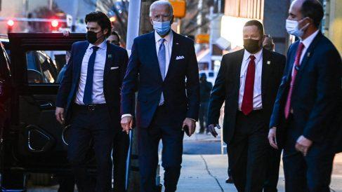 El presidente electo, Joe Biden (Foto: AFP)