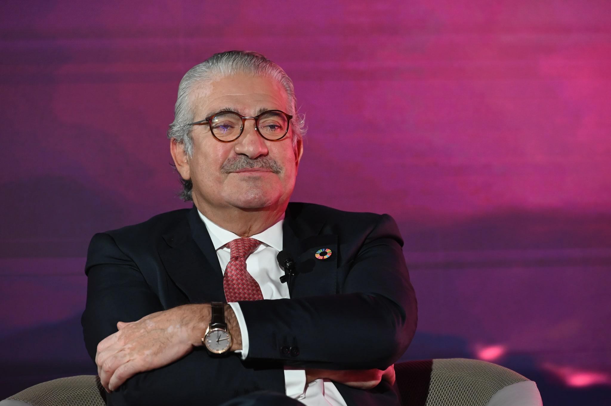 José Bogas, CEO de Endesa. @Endesa