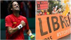 Feliciano López y las protestas contra la 'Ley Celaá'