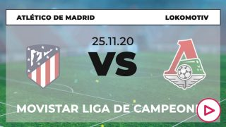 Atlético Lokomotiv Horario