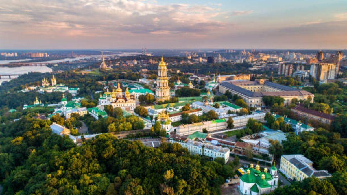 Descubre todo lo que no te puedes perder en Kiev