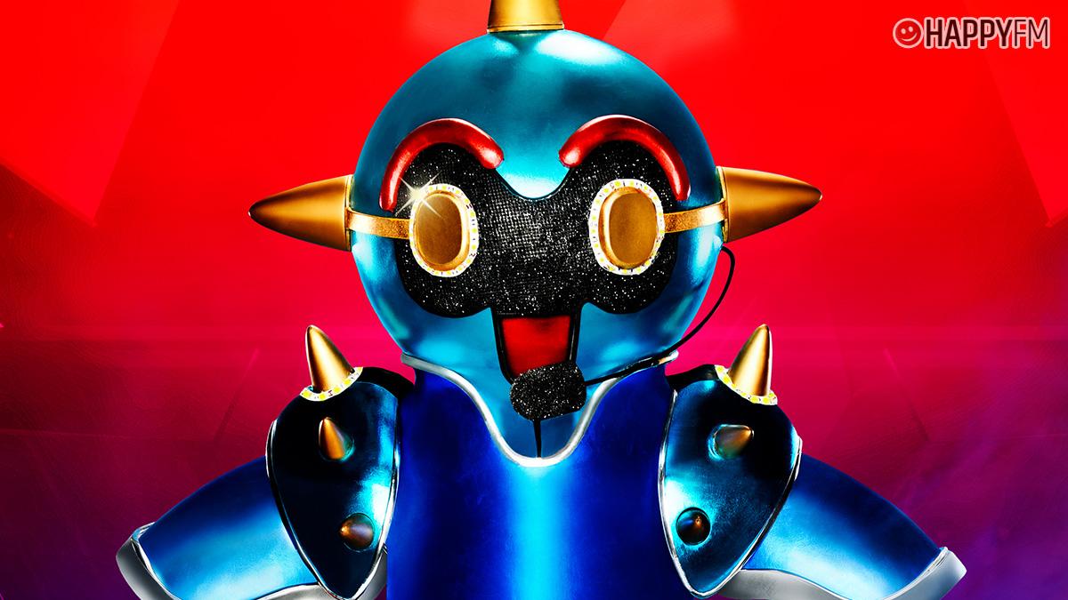Robot en Mask Singer