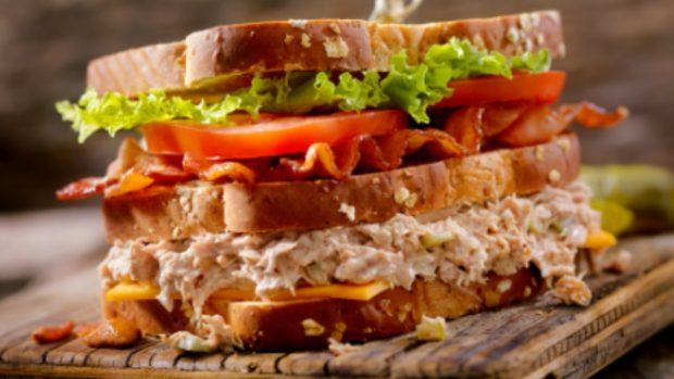 4 recetas de sándwiches deliciosos fáciles y rápidas