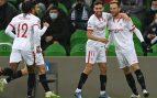 Resultado Krasnodar – Sevilla: resumen y goles del partido de Champions League hoy, en directo (1-2)