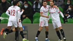 Krasnodar- Sevilla: partido de la Champions League, en directo