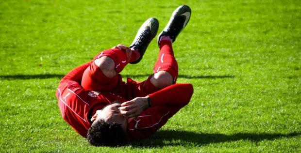 Lesión en el deporte