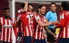 Jugadores Atlético de Madrid