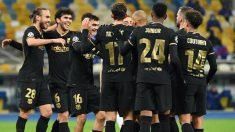 A Koeman le funciona el Plan B sin Leo Messi. (AFP)