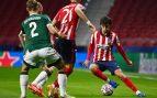 Atlético de Madrid - Lokomotiv