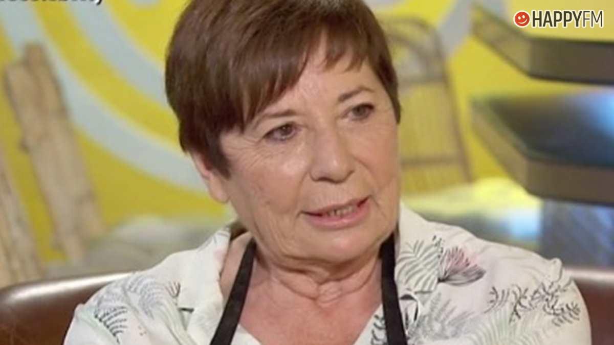 Celia Villalobos en Masterchef Celebrity
