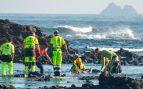 Al menos 8 inmigrantes muertos tras volcar una patera frente a la costa de Lanzarote