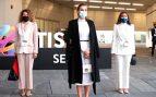 La Reina Letizia valora en Sevilla el «sacrificio» del turismo en la pandemia: «España nunca lo olvidará»