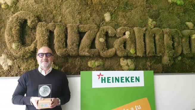 HEINEKEN España obtiene el Premio Lean & Green por su compromiso con la reducción de emisiones de CO2