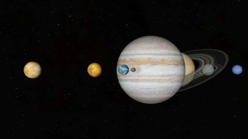 El planeta encélado