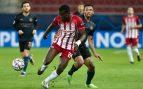 Olympiacos-Manchester City: resultado, resumen y goles del partido de Champions League (0-1)