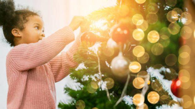 Manualidades para hacer con niños en el puente de diciembre