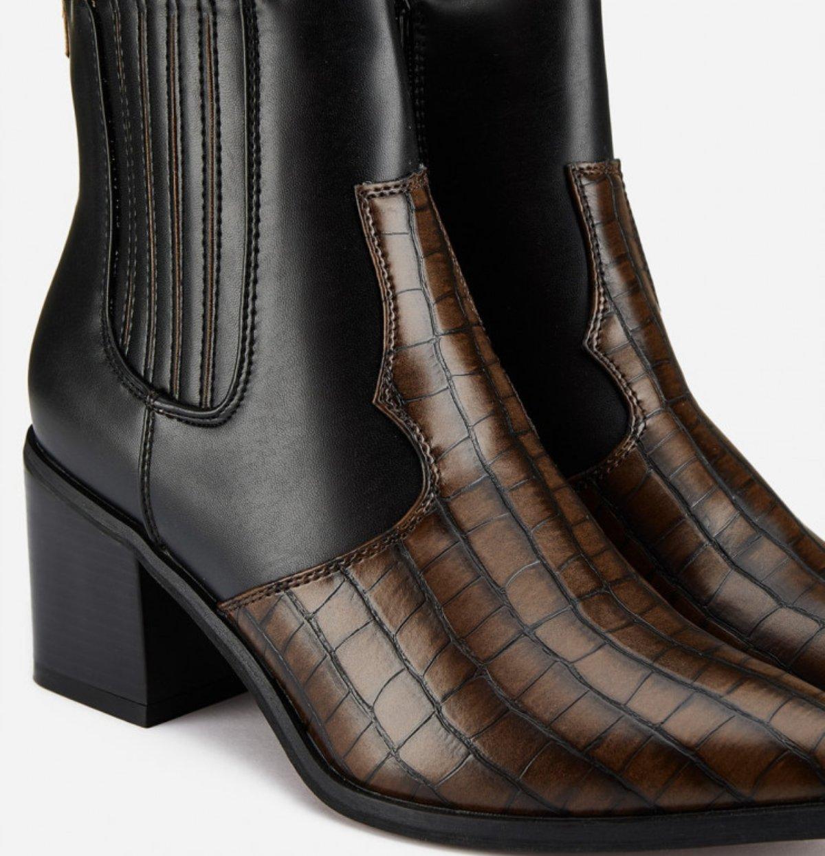 Las botas y botines más baratos para comprar en el Black Friday