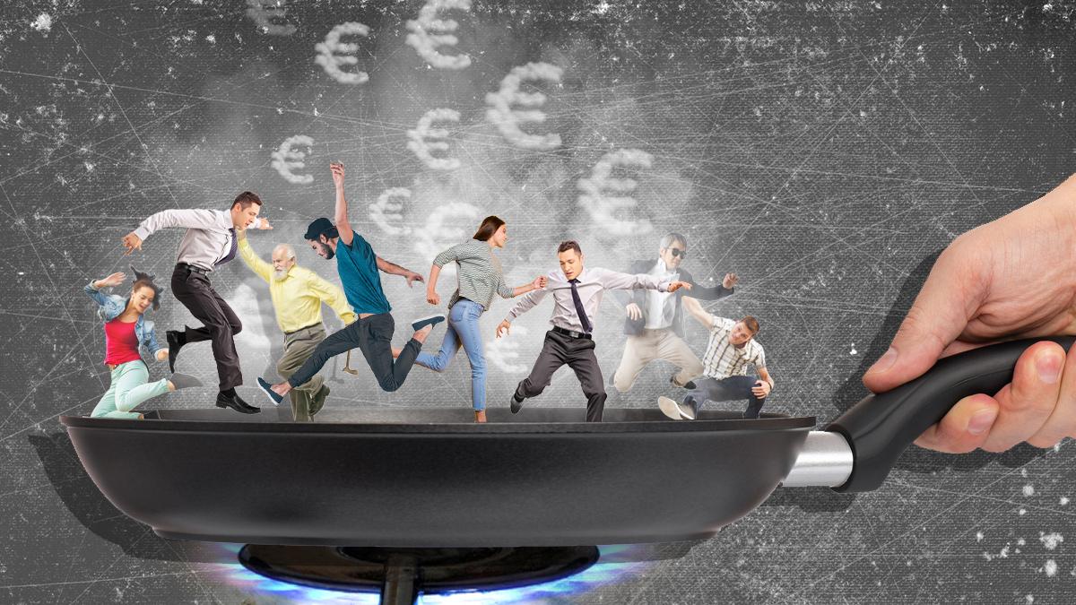 El pacto del Gobierno con ERC pretende subir la presión fiscal en Madrid