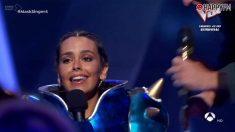 Mask Singer: Cristina Pedroche se escondía bajo la máscara de Robot