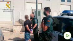La Guardia Civil acaba con una red de secuestradores en Gijón.