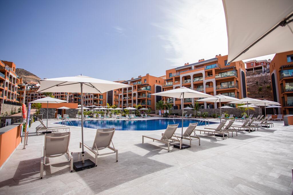 El aparthotel Arguineguín Park, en la isla de Gran Canaria.