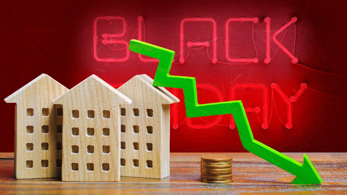 Black Friday inmobiliario: estas son las ofertas en 2020.