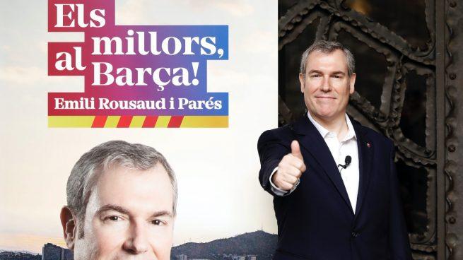 Rousaud elecciones Barcelona