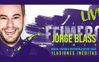 jorge blass efimero live cartel foto ppal