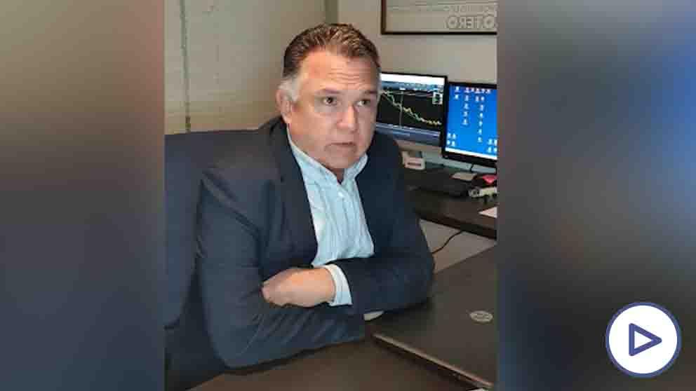 Matías Urgell, corredor de seguros.