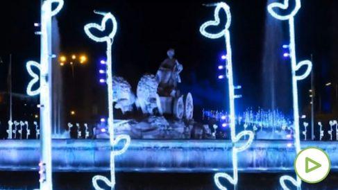 Madrid 'se enciende' por Navidad