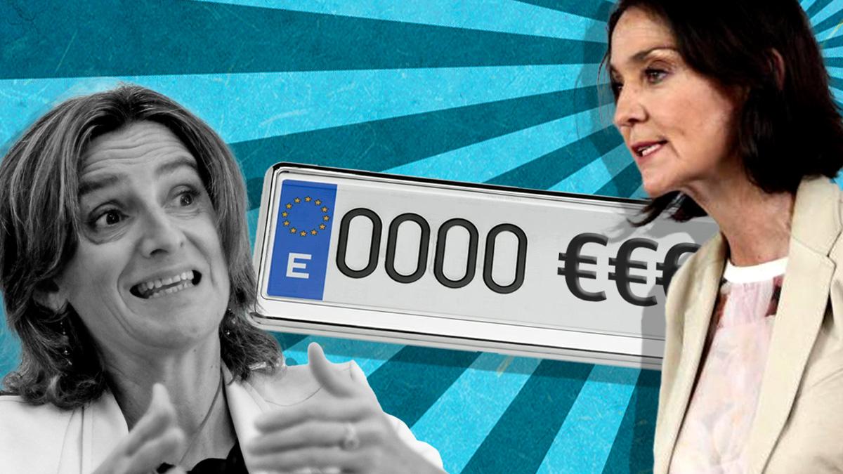 Ribera y Maroto se enfrentan por el impuesto de matriculación que disparará el precio de los coches