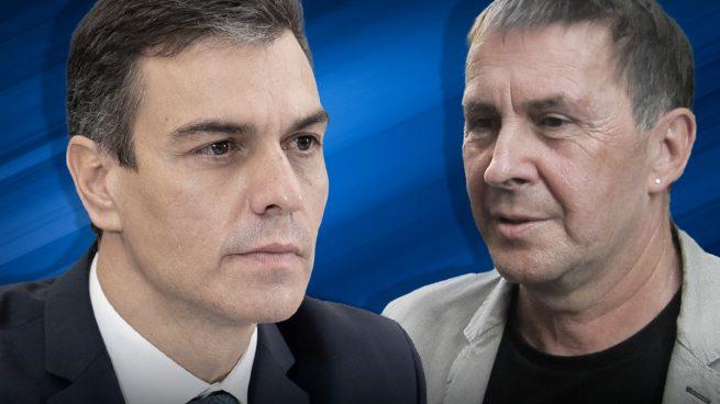 Sánchez da las gracias a ERC y Bildu por «arrimar el hombro para sacar el país adelante»
