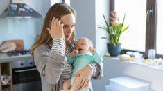 Conoce las pautas para poder superar el baby blues tras el nacimiento del bebé