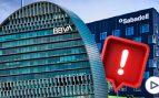 BBVA y Sabadell rompen sus negociaciones