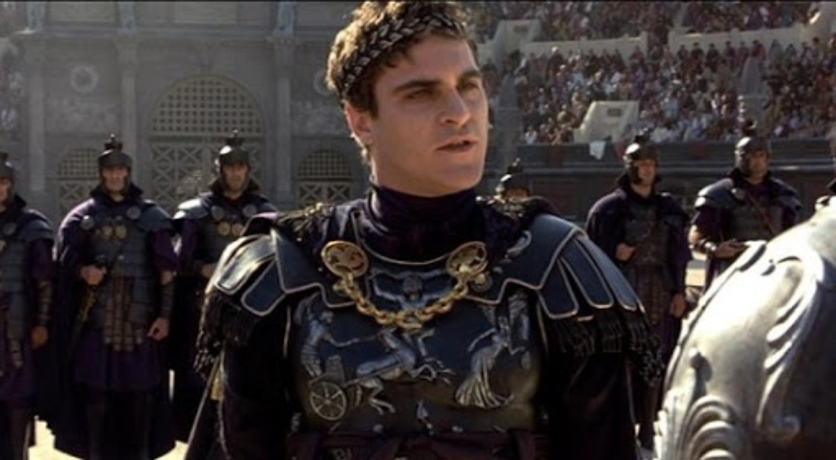 ¿Cómo fue realmente la vida del Cómodo, el emperador que aparece en Gladiator?