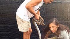 YouTube: Frank Cuesta publica sus primeras imágenes con su exmujer Yuyee en libertad