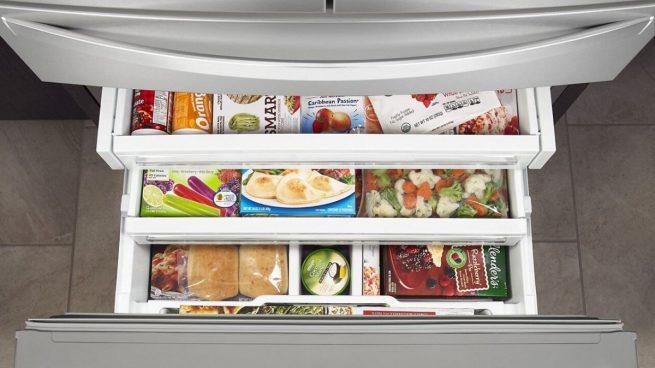 descongelar un congelador