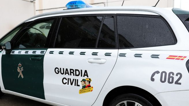 pistola Guardia Civil