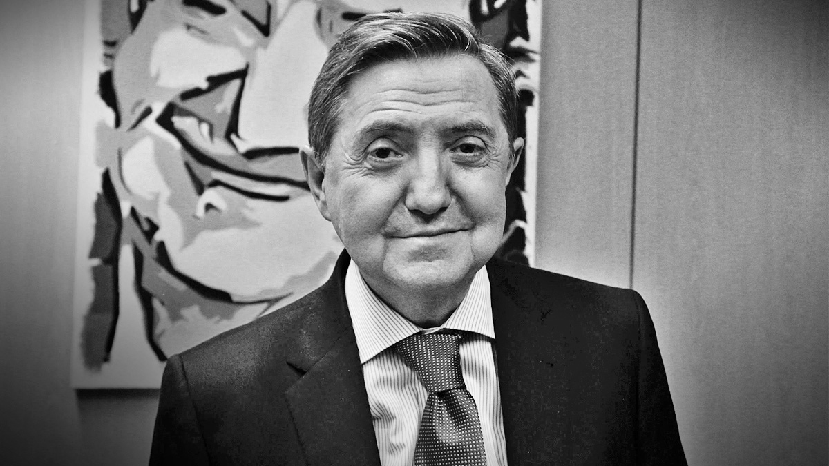 Federico Jiménez Losantos. @FranciscoToledo