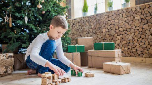 Ideas de juguetes de madera para los niños