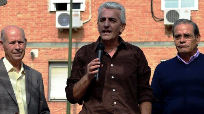 Podemos madrid Luis Nieto. (Foto: LN)
