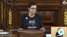 Montserrat Bassa, diputada de ERC, a Pedro Sánchez: «Me importa un comino la gobernabilidad de España».