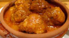 Receta de Albóndigas de cordero en salsa de hinojo