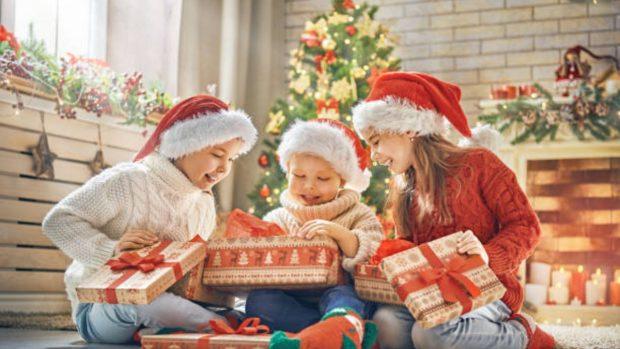 Navidad juegos seguros
