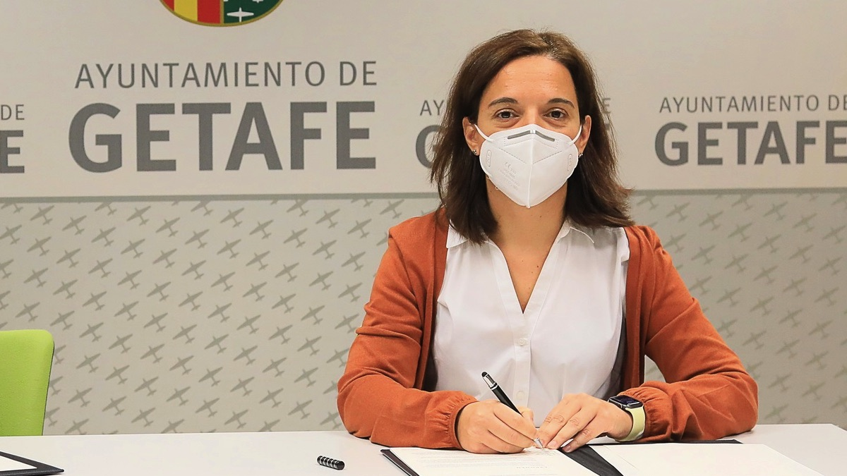 Sara Hernández. (Foto: PSOE)