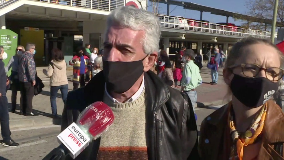 Luis Nieto. (Foto/ Europa Press)
