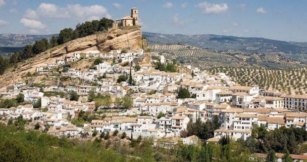 11 pueblos bonitos que visitar en Andalucía en el puente de diciembre