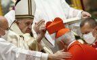 papa nuevos cardenales